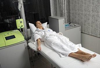 Аутогемоозонотерапия
